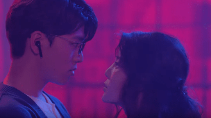 korean web drama ghost vros