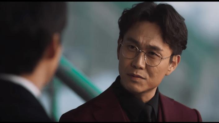 Oh Jung Se drama stove league