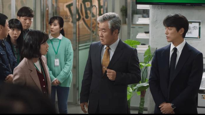 Stove league drama scene