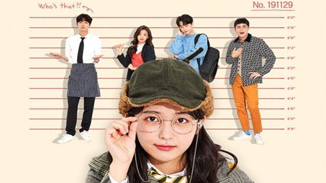 Who Kissed Me Web drama 2019- 2020
