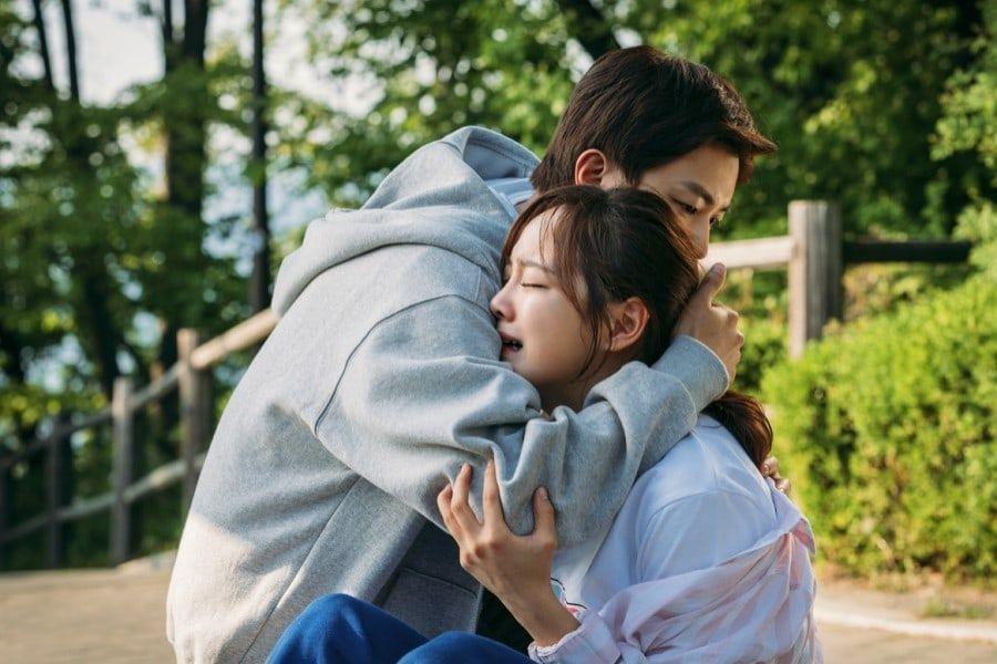 Yun Woo Jin and Kim Se Jung hear your song
