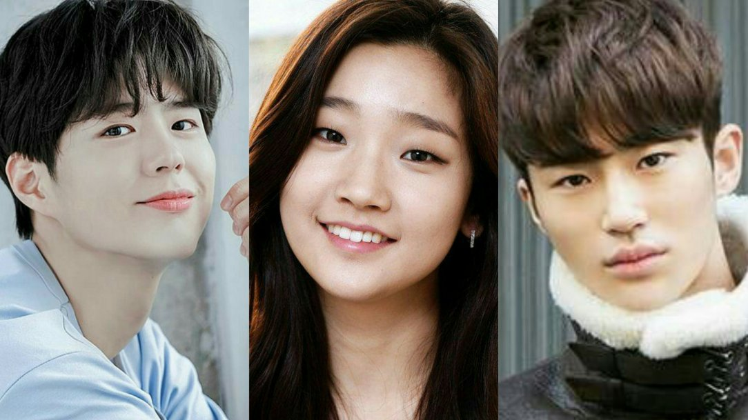 kdrama record of youth park bo gum park so dam byun woo seok