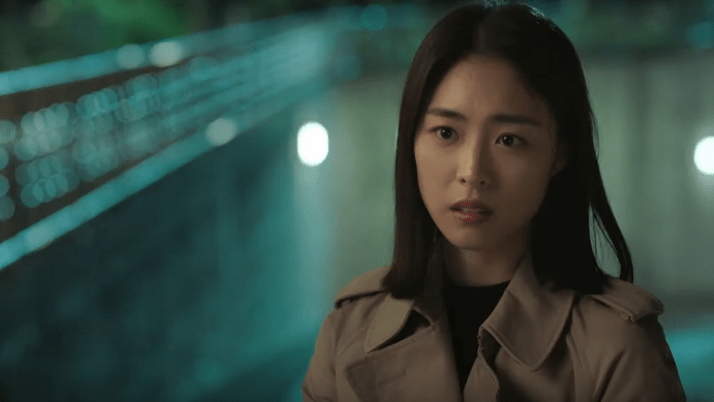 Kdrama the game towards zero Lee Yeon Hee