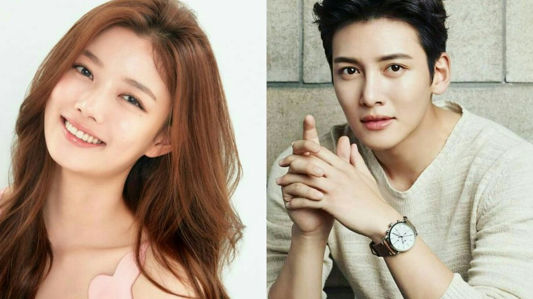 kim yoo jung and ji chang wook convenience store saet byul 2020 drama