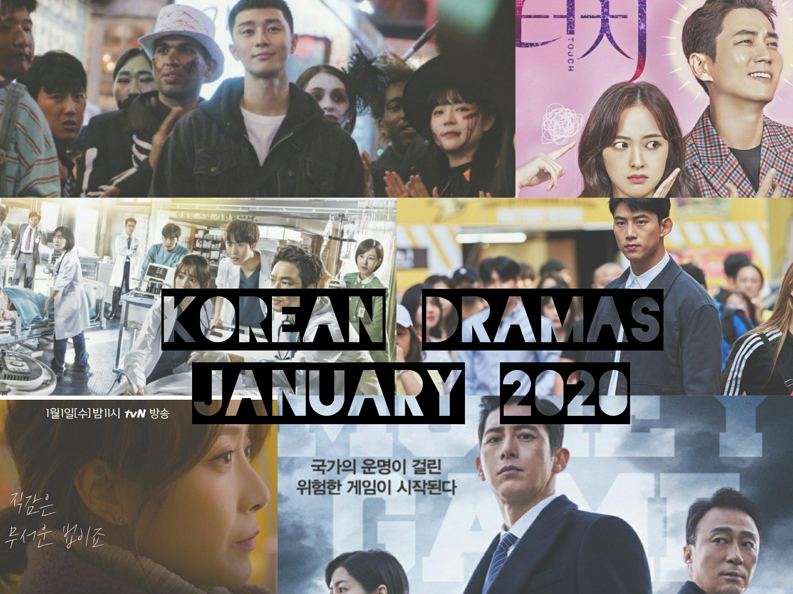 korean drama january 2020