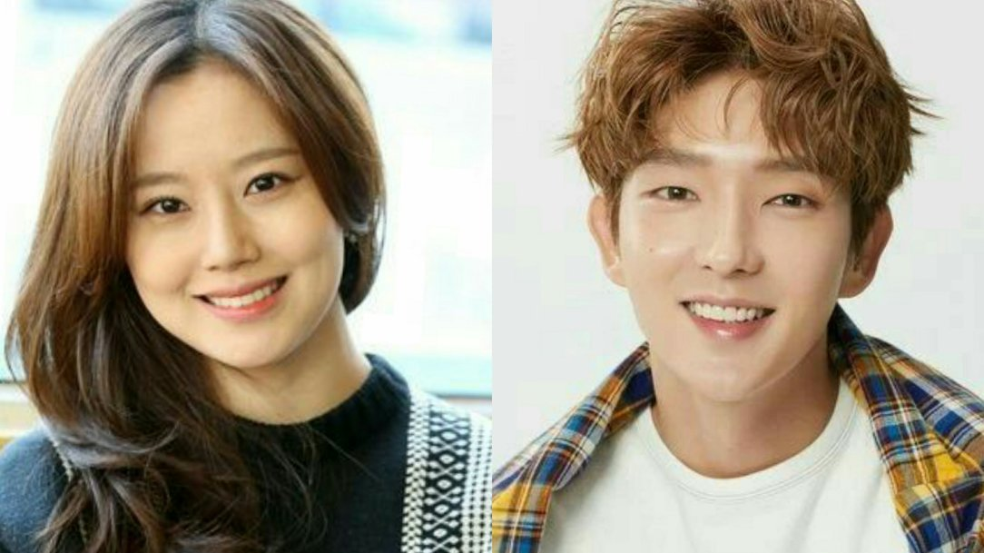 moon chae won and lee joon gi for kdrama flower of evil