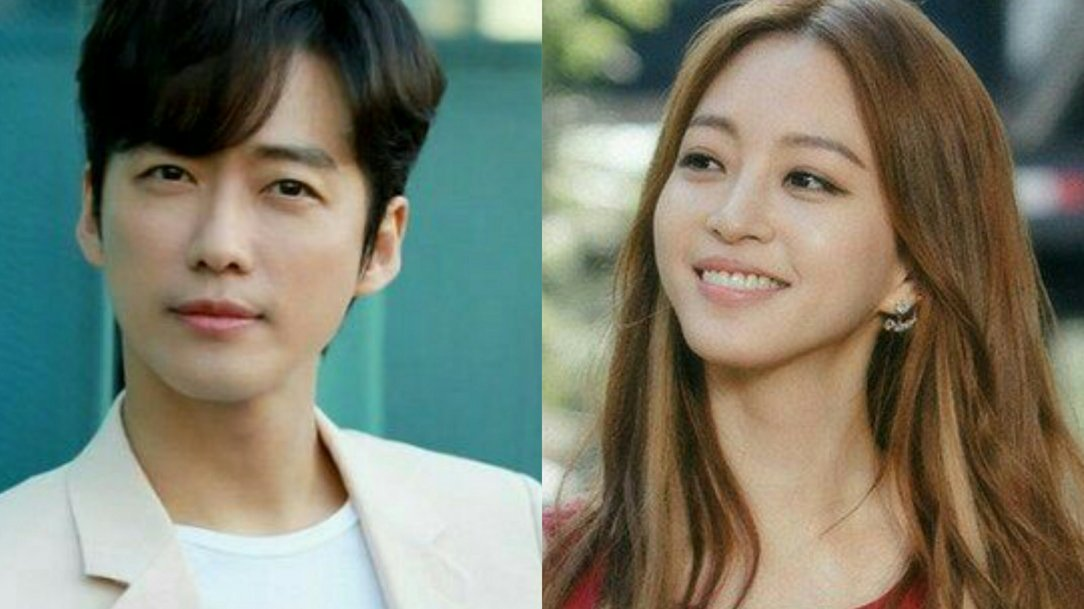 namgoong min and han ye seul for night and day 2020
