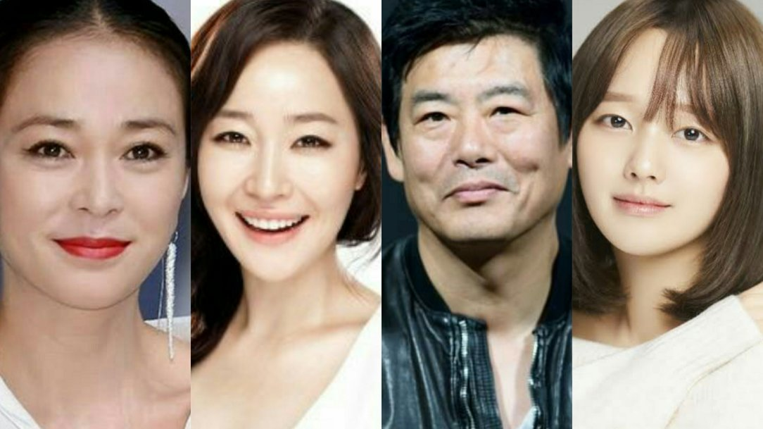 the cursed korean drama 2020 complete cast