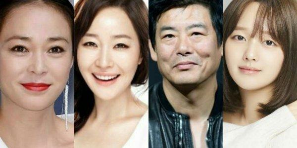 the cursed korean drama 2020 complete cast