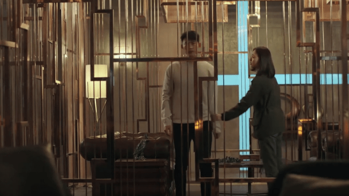 The game towards zero TaecYeon and Lee Yeon hee