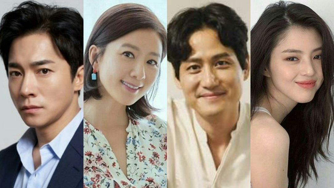 the married life korean drama complete cast 2020