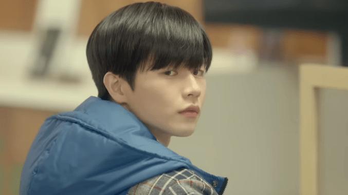 ending again web drama male lead