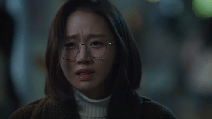 go sung hee crying