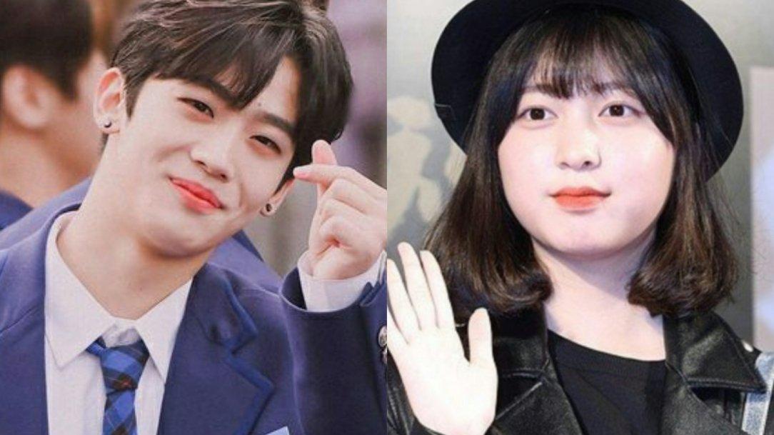 kim yo han and ahn seo hyun for school 2020
