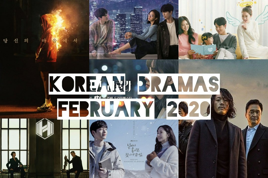 korean dramas february 2020 kdramas