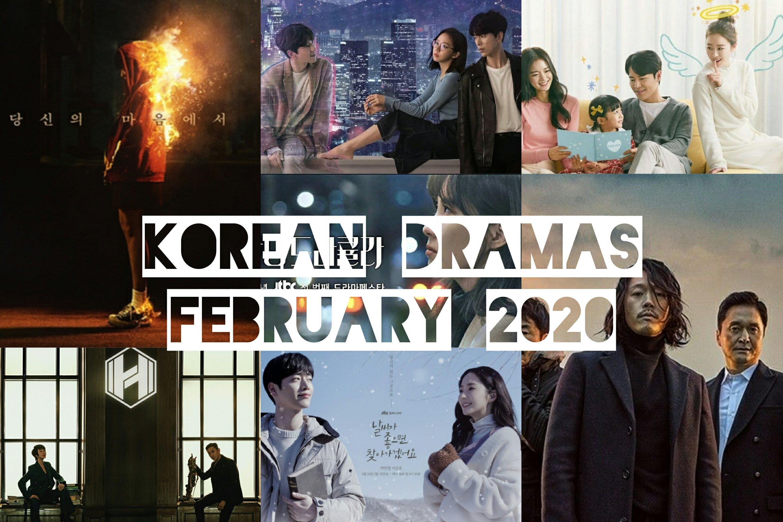 korean dramas february 2020 kdramas