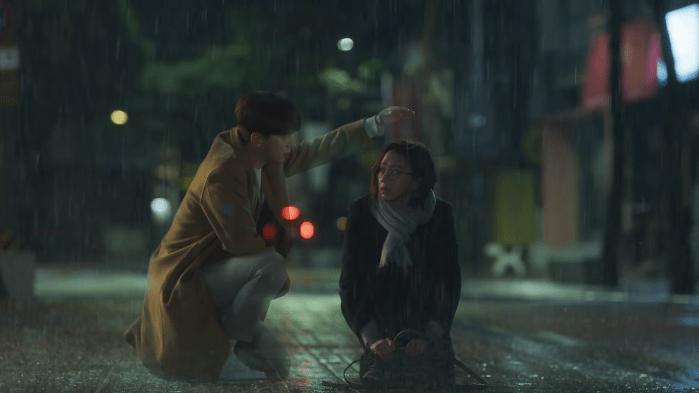 my holo love rain scene drama netflix 2020