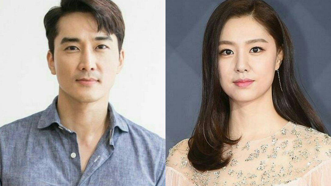 song seung hoon and seo ji hye for shall we have dinner together