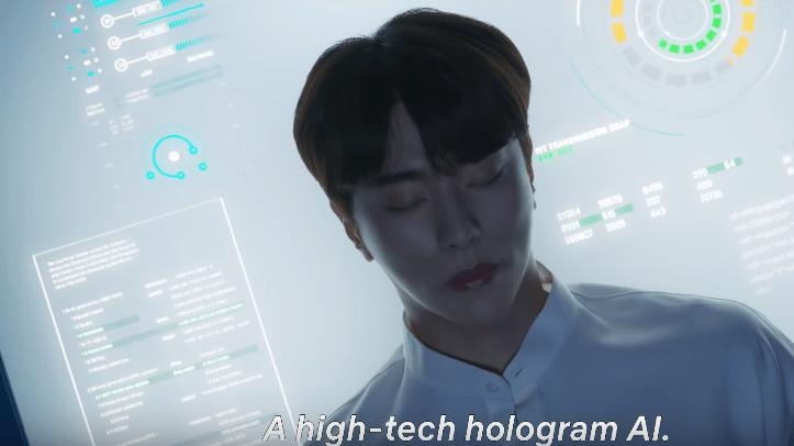 Yoon Hyun Min has holo in kdrama my holo love