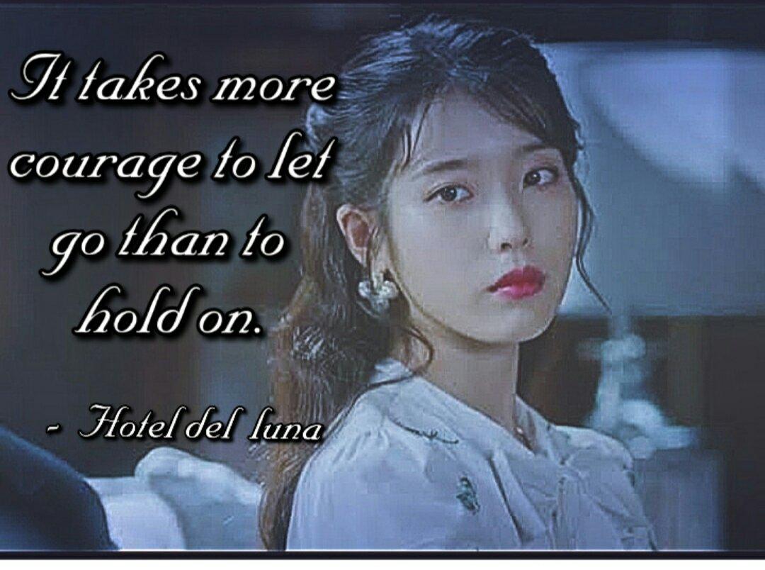iu drama hotel del luna quotes and dialogue