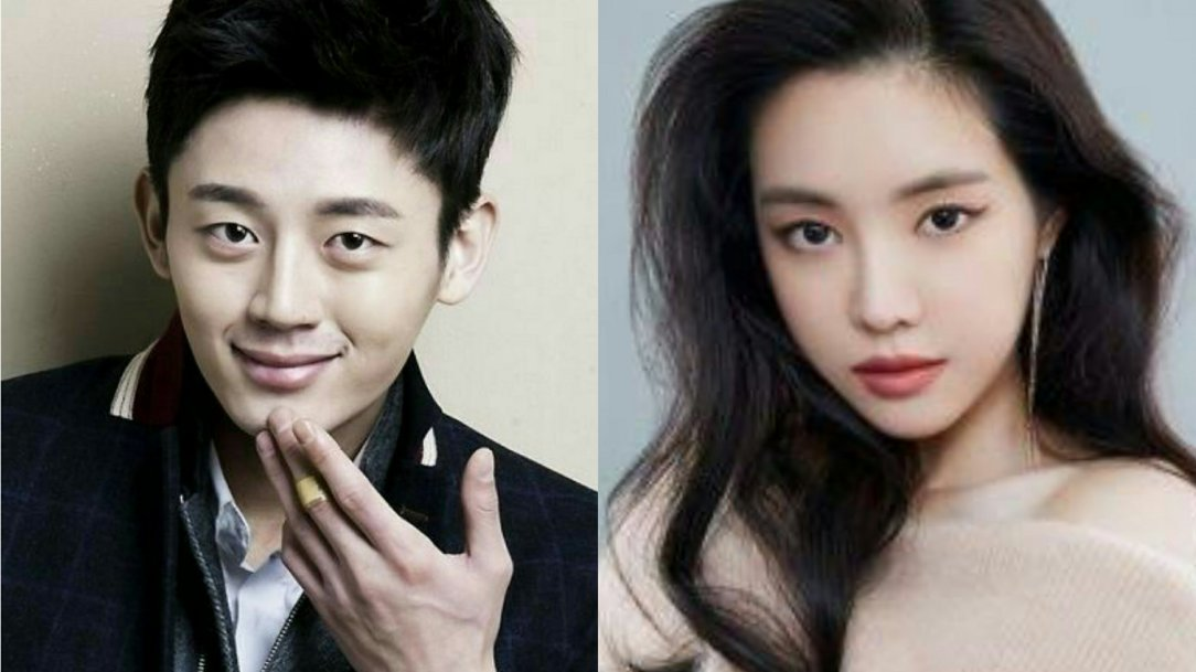 lee ji hoon and son na eun for shall we eat dinner together 2020