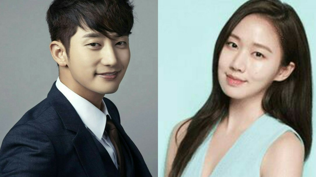 park shi hoo and go sung hee for wind cloud and rain 2020