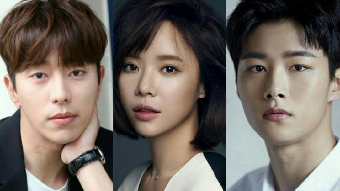 "Confirmed) Yoon Hyun Min, Hwang Jung Eum And Seo Ji Hoon For ""That ..."