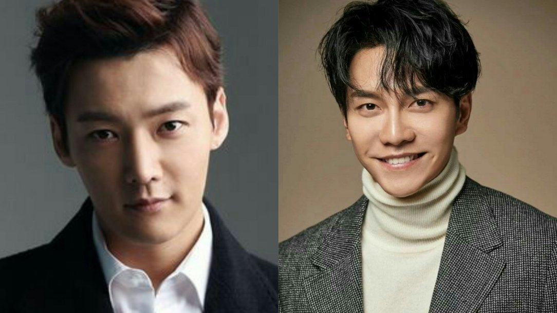 choi jin hyuk and lee seung gi for kdrama mouse