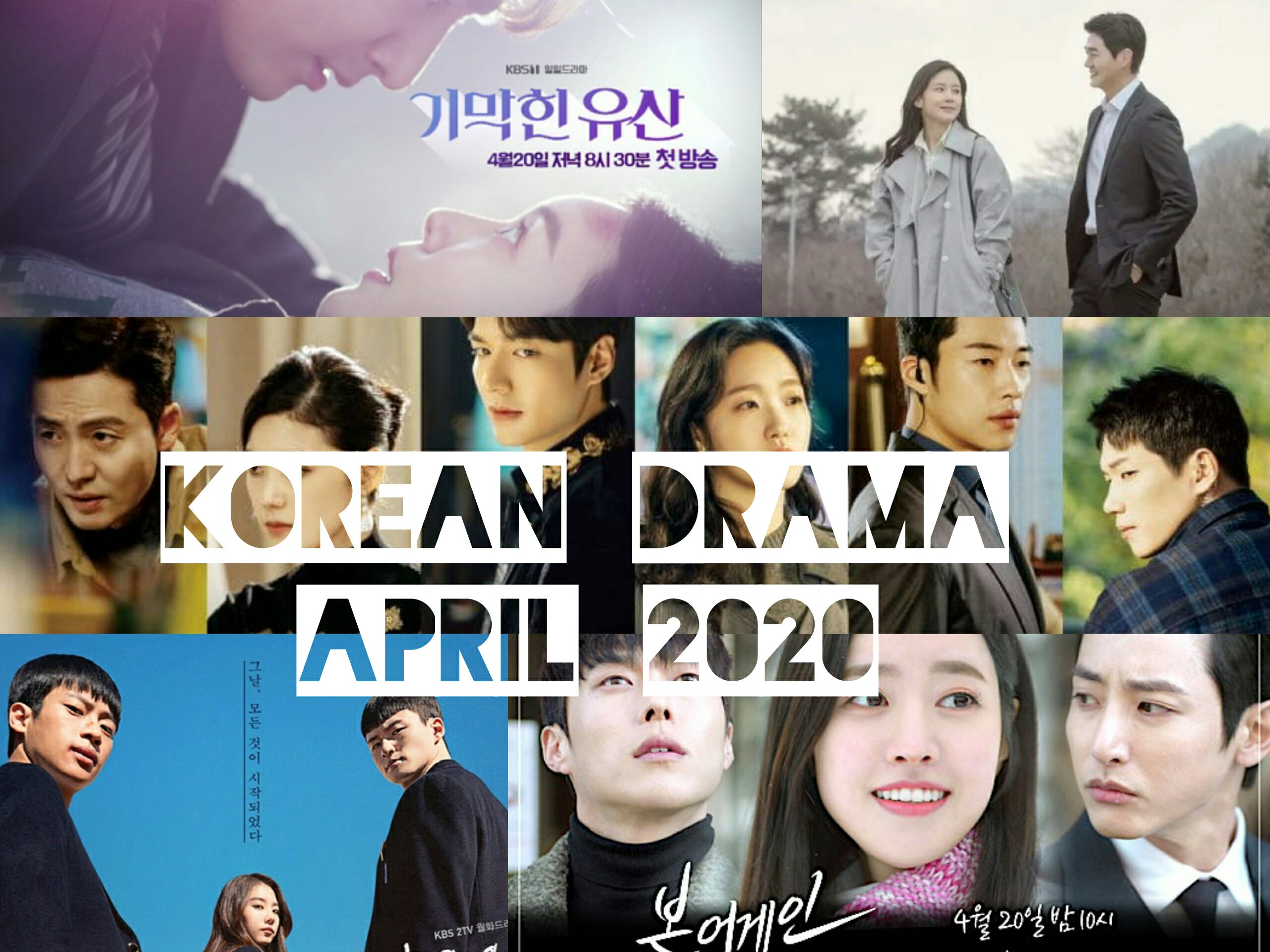 korean dramas releasing in april 2020